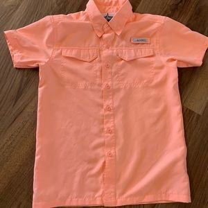 Habit River Outdoor Shirt Boys Large